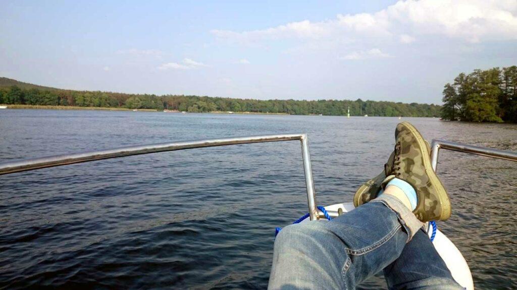 Boot mieten bei Spreeperle Bootsverleih Berlin