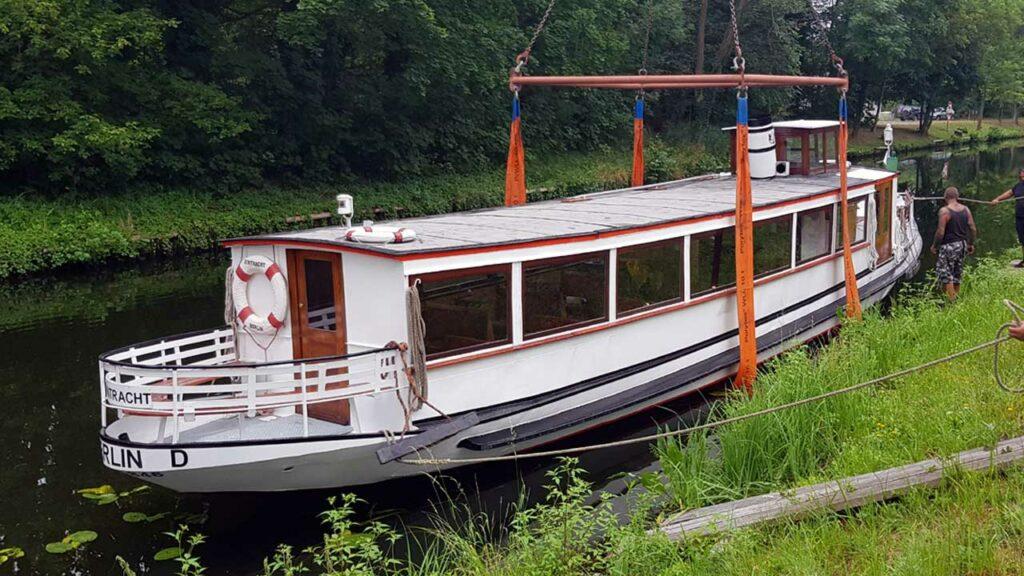 Jacko Werft - Schiffbau und Yachtservice seit 1961