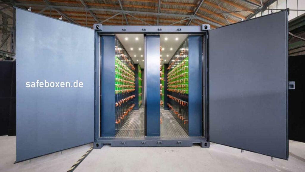 SafeBOX 440 - Der kompakte Allrounder