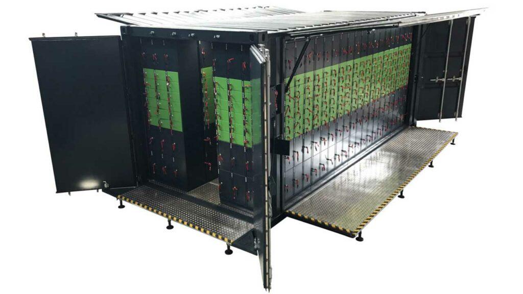 SafeBOX 750 - Die 360° Grad Schließfachlösung