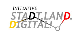 Stadt Land Digital - Logo